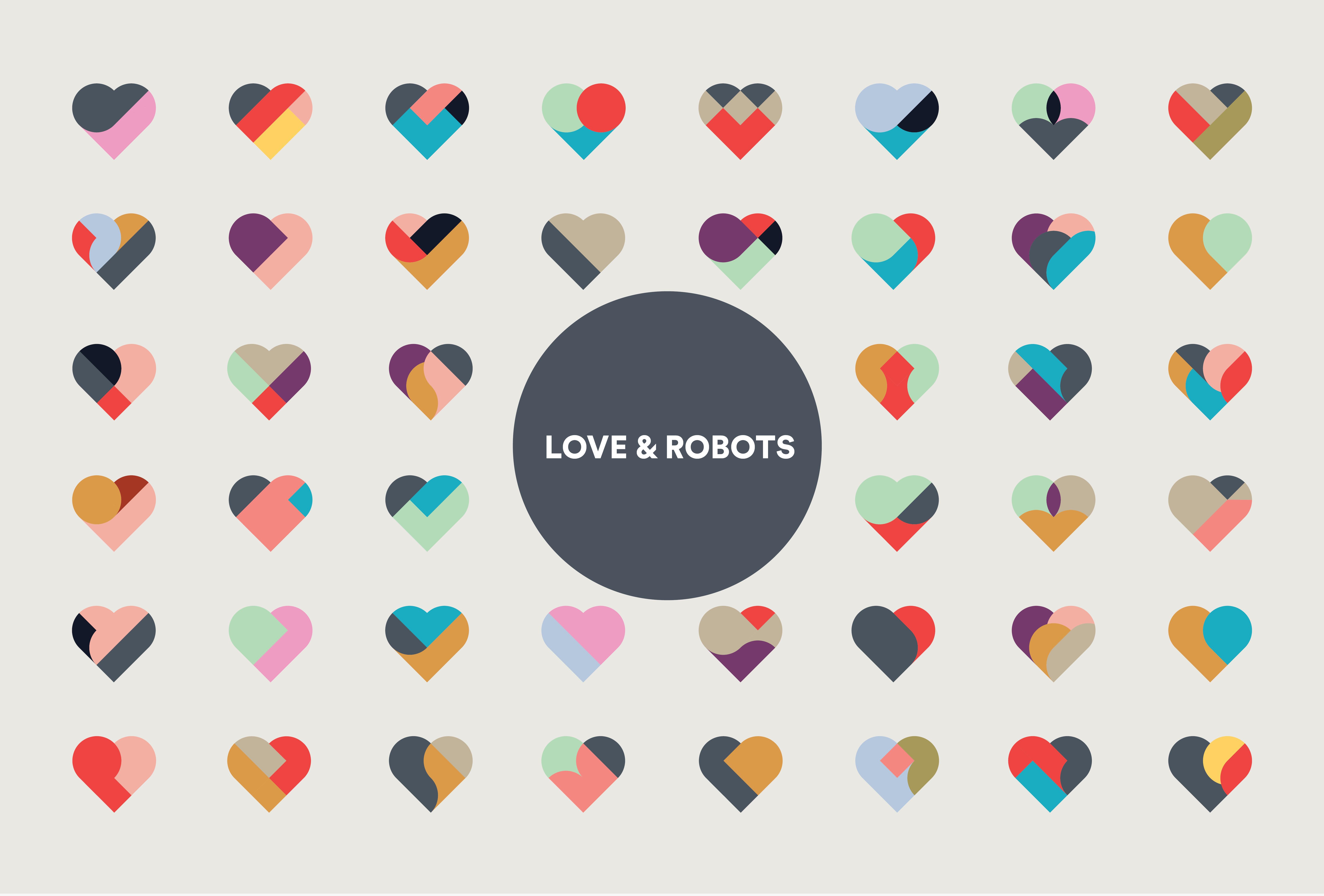 Love & Robots Logo